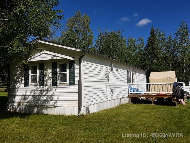 31 53407 Range Rd 155, Edson Rural, MLS® # 45968