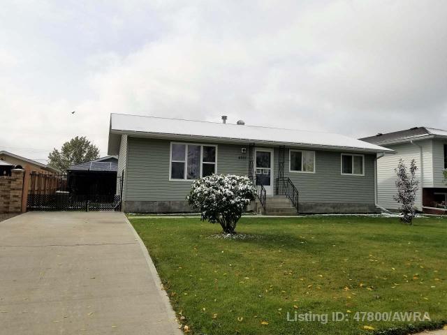 Real Estate Listing MLS 47800