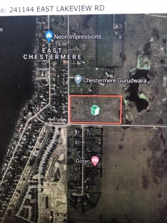 241144 East Lakeview Road, Chestermere, MLS® # A1022792