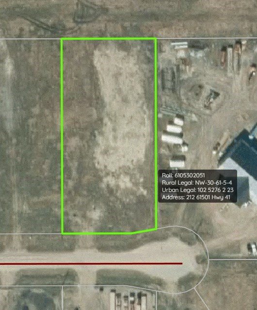 Land Commercial for Sale, MLS® # E4041658
