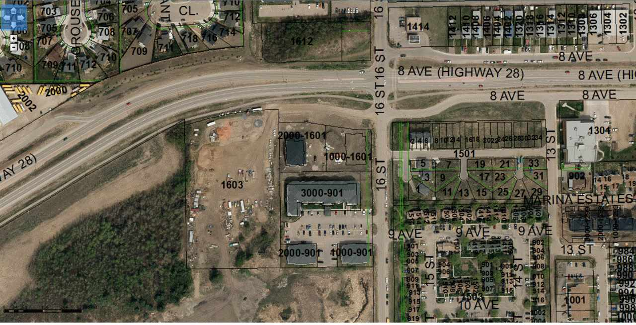 Land Commercial for Sale, MLS® # E4057674