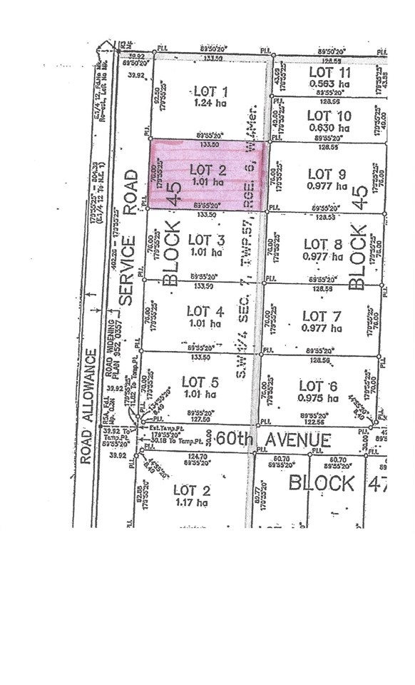 Land Commercial for Sale, MLS® # E4100135