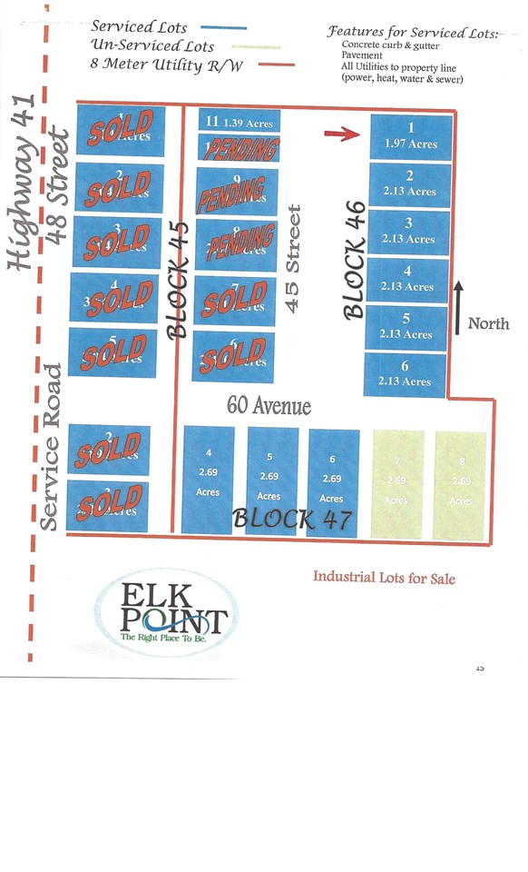 Land Commercial for Sale, MLS® # E4102438
