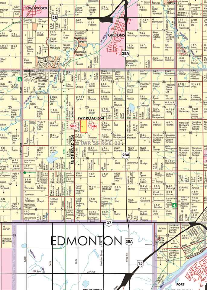 Land Commercial for Sale, MLS® # E4123761