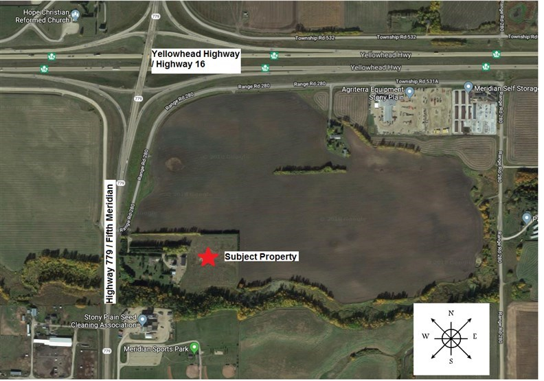 Land Commercial for Sale, MLS® # E4134110