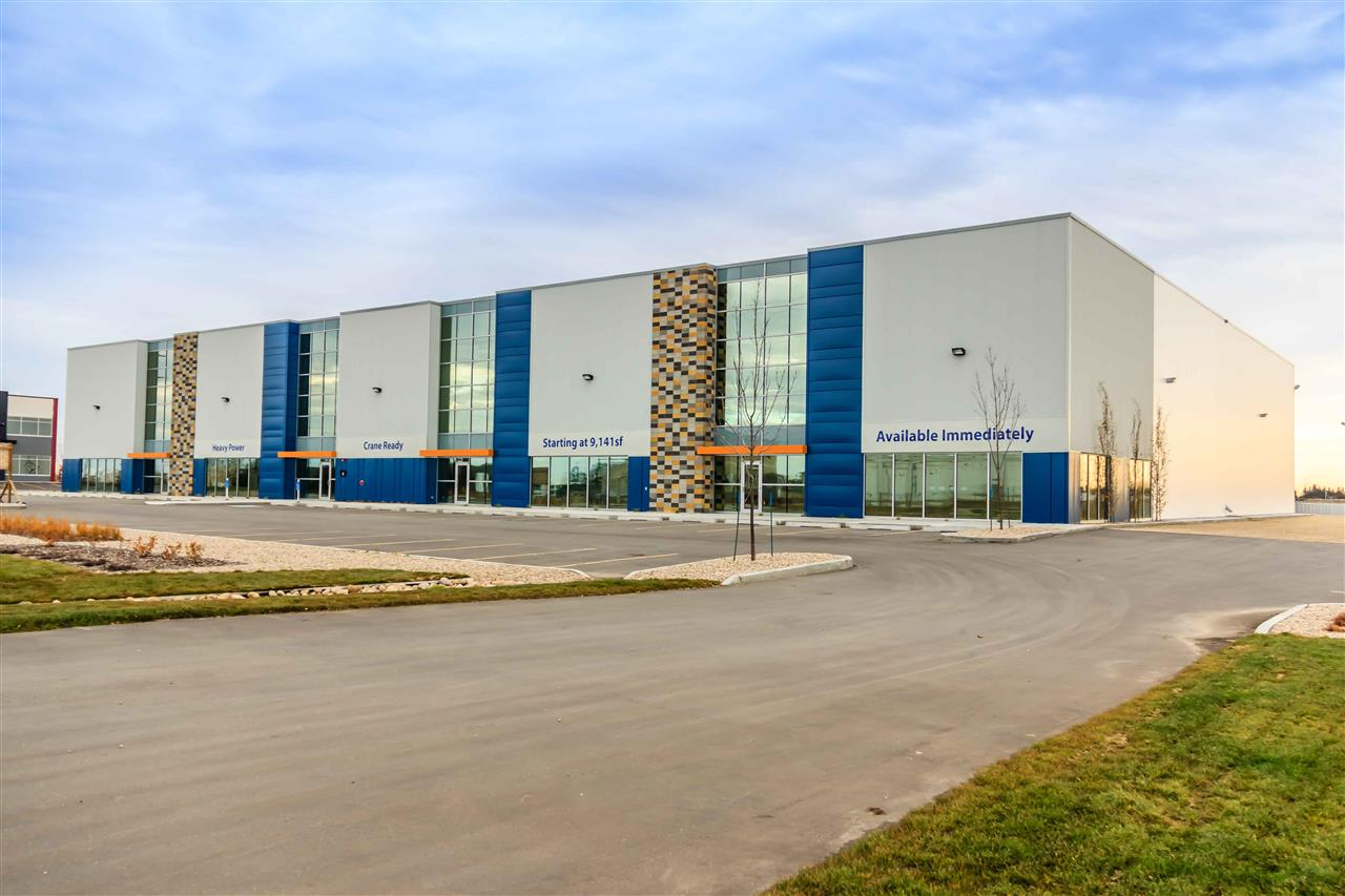 Industrial Property for Lease, MLS® # E4136711