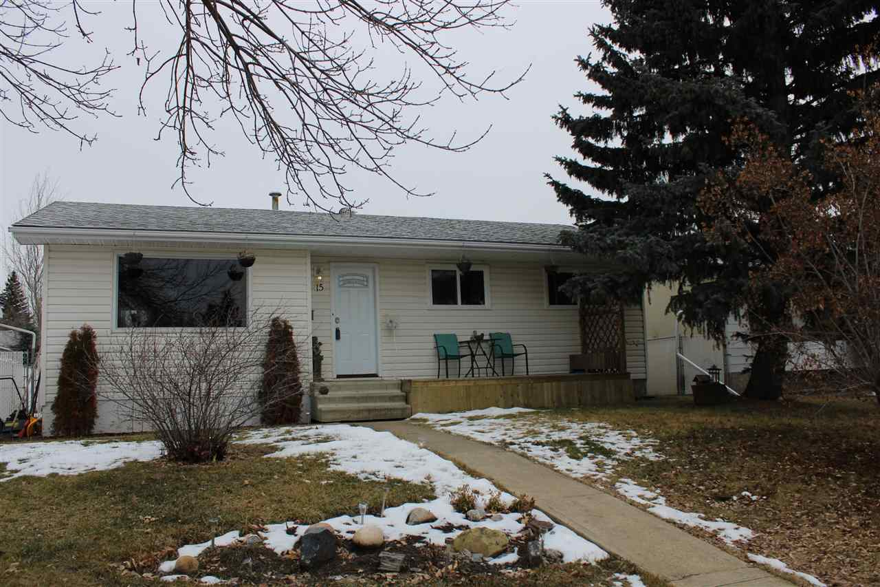 Real Estate Listing MLS E4136934