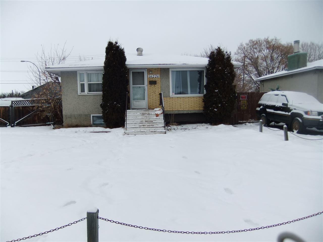 16226 100a Avenue, Edmonton, MLS® # E4138502