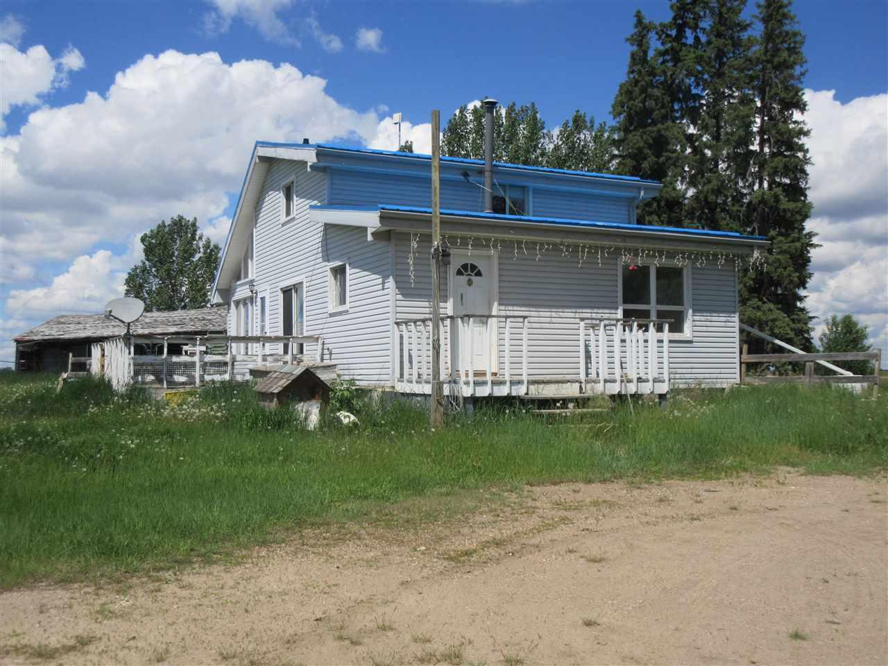 Rr 215 Twp 590, Rural Thorhild County, MLS® # E4138565