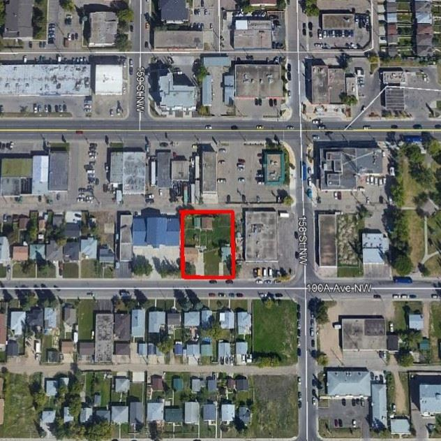 Land Commercial for Sale, MLS® # E4139397
