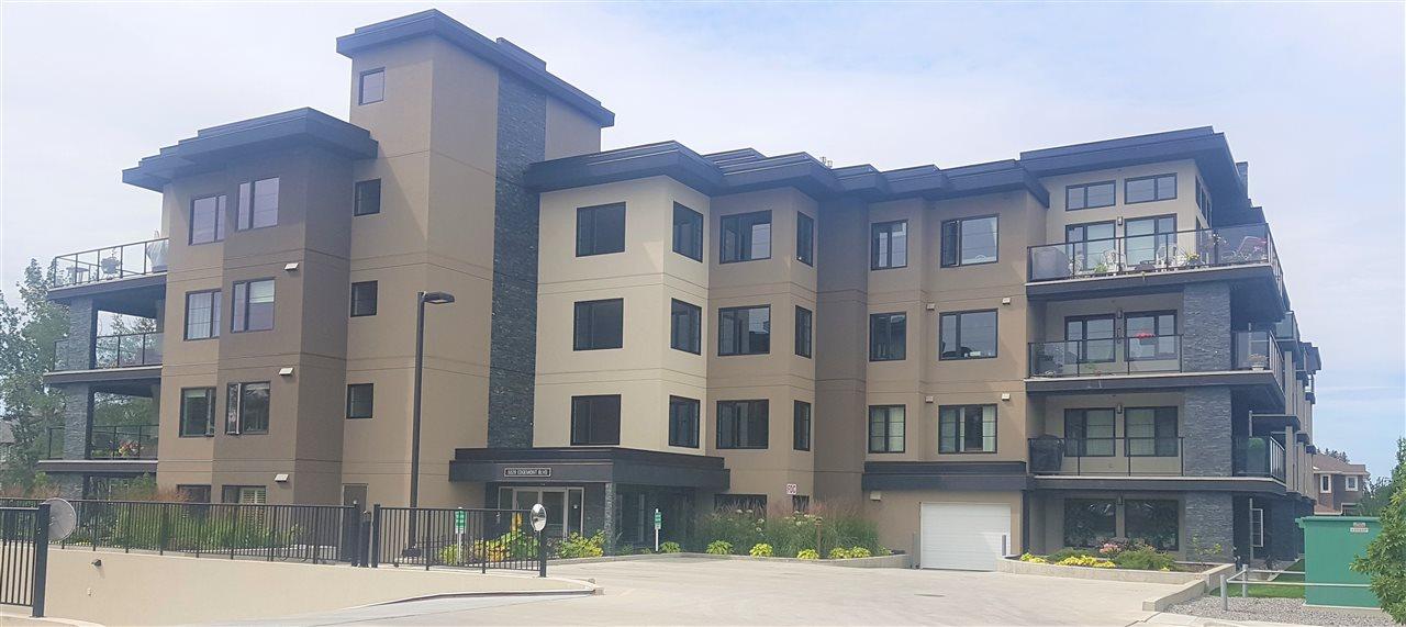 410 5029 Edgemont Boulevard, Edmonton, MLS® # E4140625