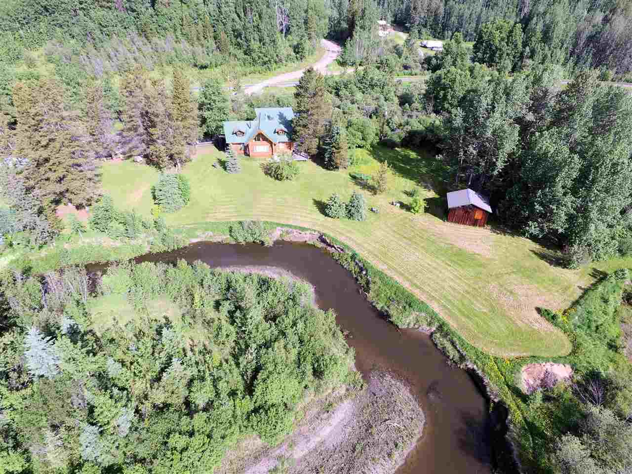 Mile 34 Hwy# 47 Robb, Rural Yellowhead, MLS® # E4142032