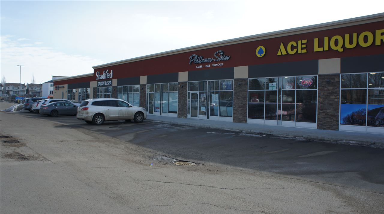 Retail Property for Sale, MLS® # E4142583