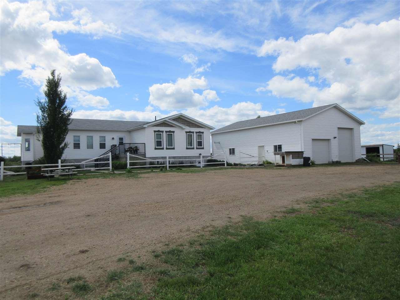 58016 Rr 223, Rural Thorhild County, MLS® # E4142890