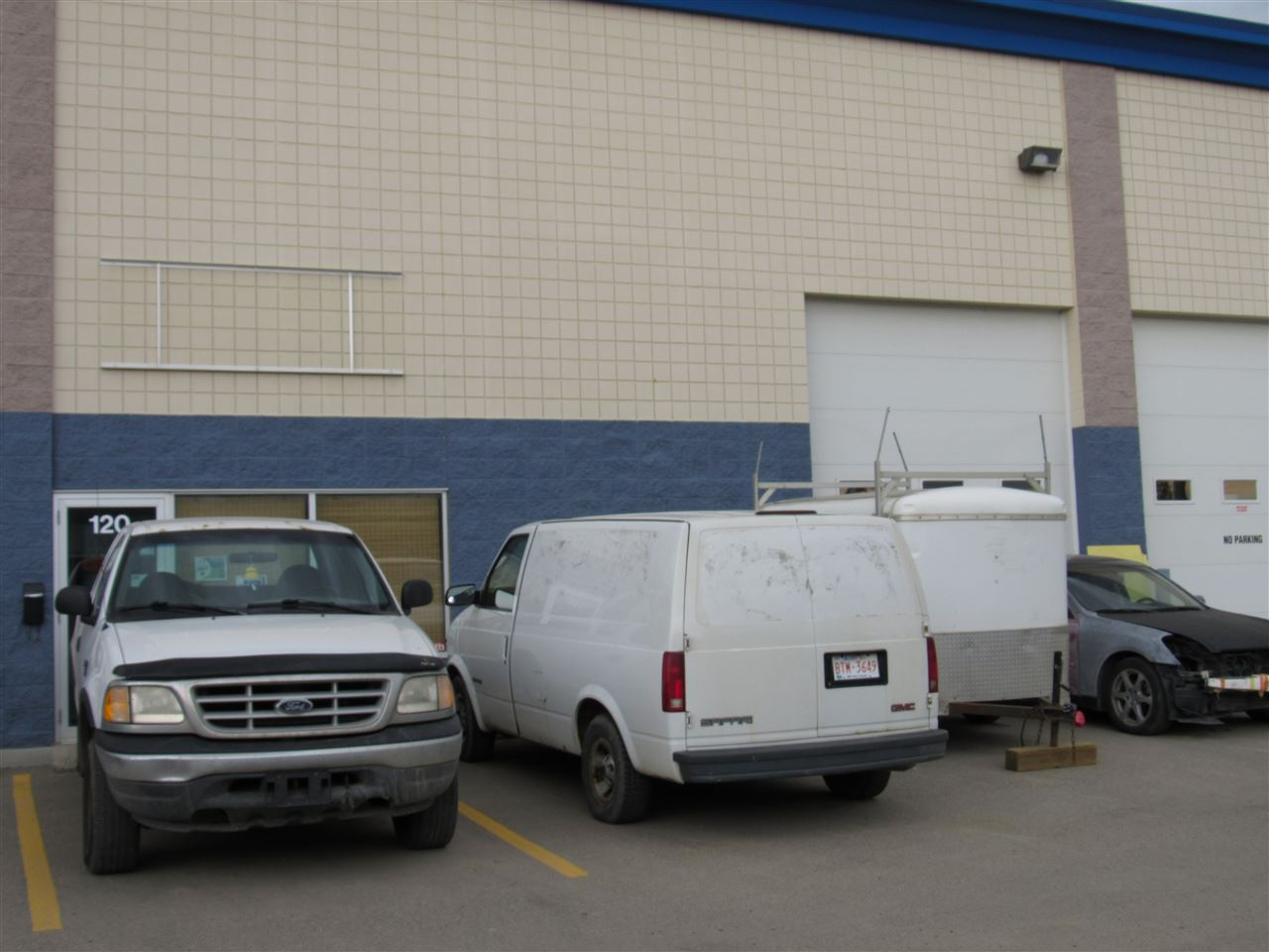 Industrial Property for Lease, MLS® # E4143704