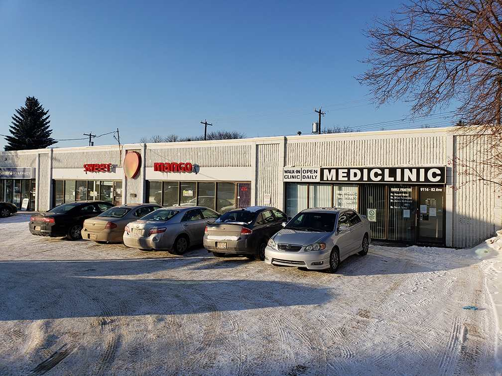 Retail Property for Lease, MLS® # E4144665