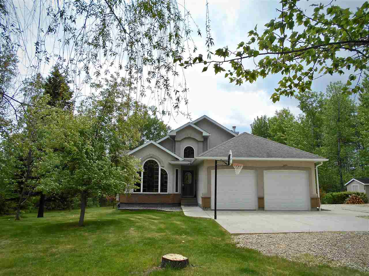 302 Valleyview Estates, Rural Brazeau County, MLS® # E4145039
