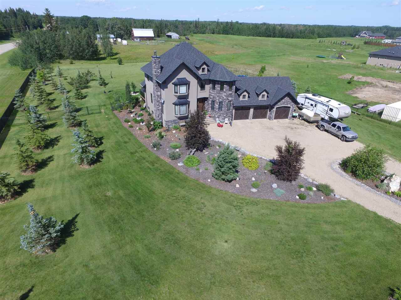 2-26510 Twp Rd 511, Rural Parkland County, MLS® # E4145449