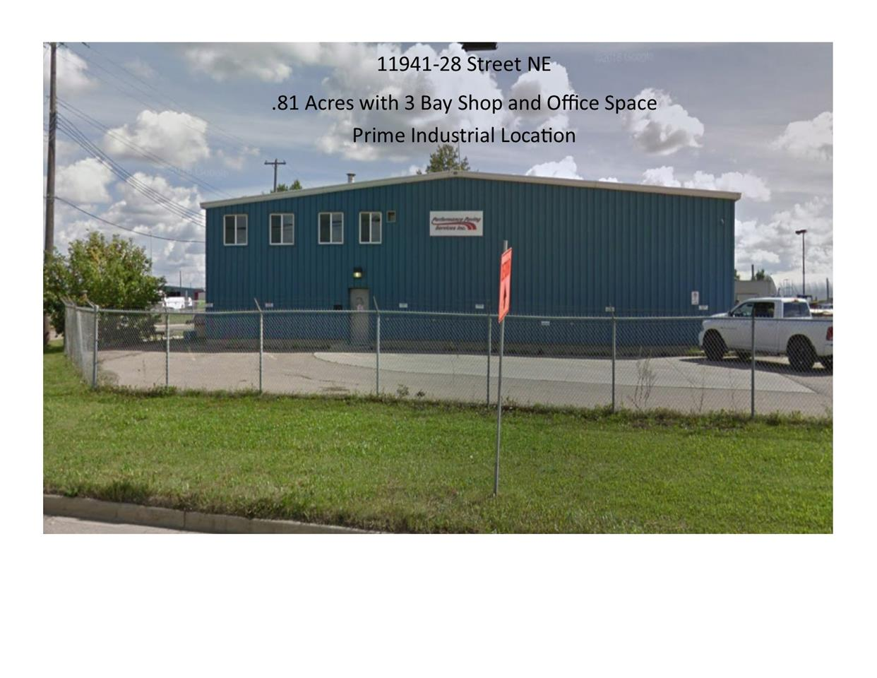 Industrial Property for Sale, MLS® # E4148707