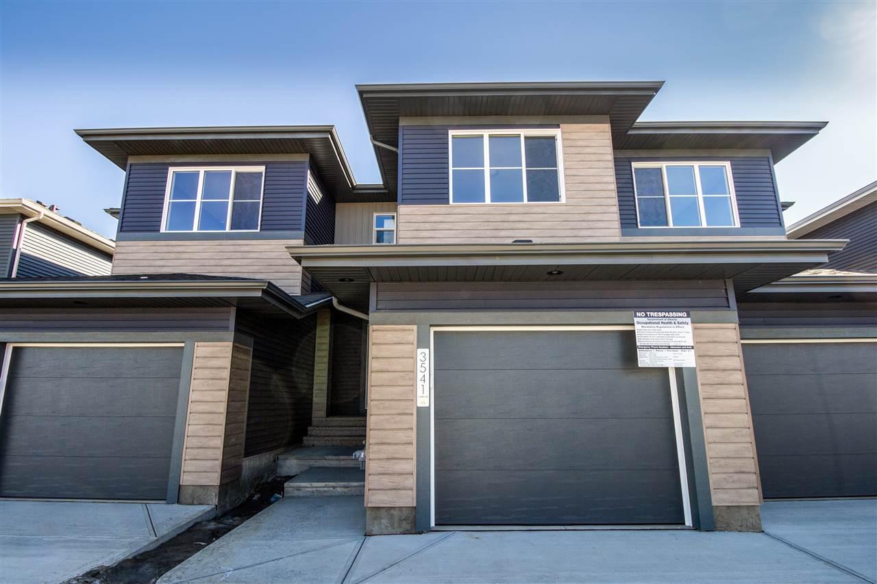 3541 8 Avenue, Edmonton, MLS® # E4150455