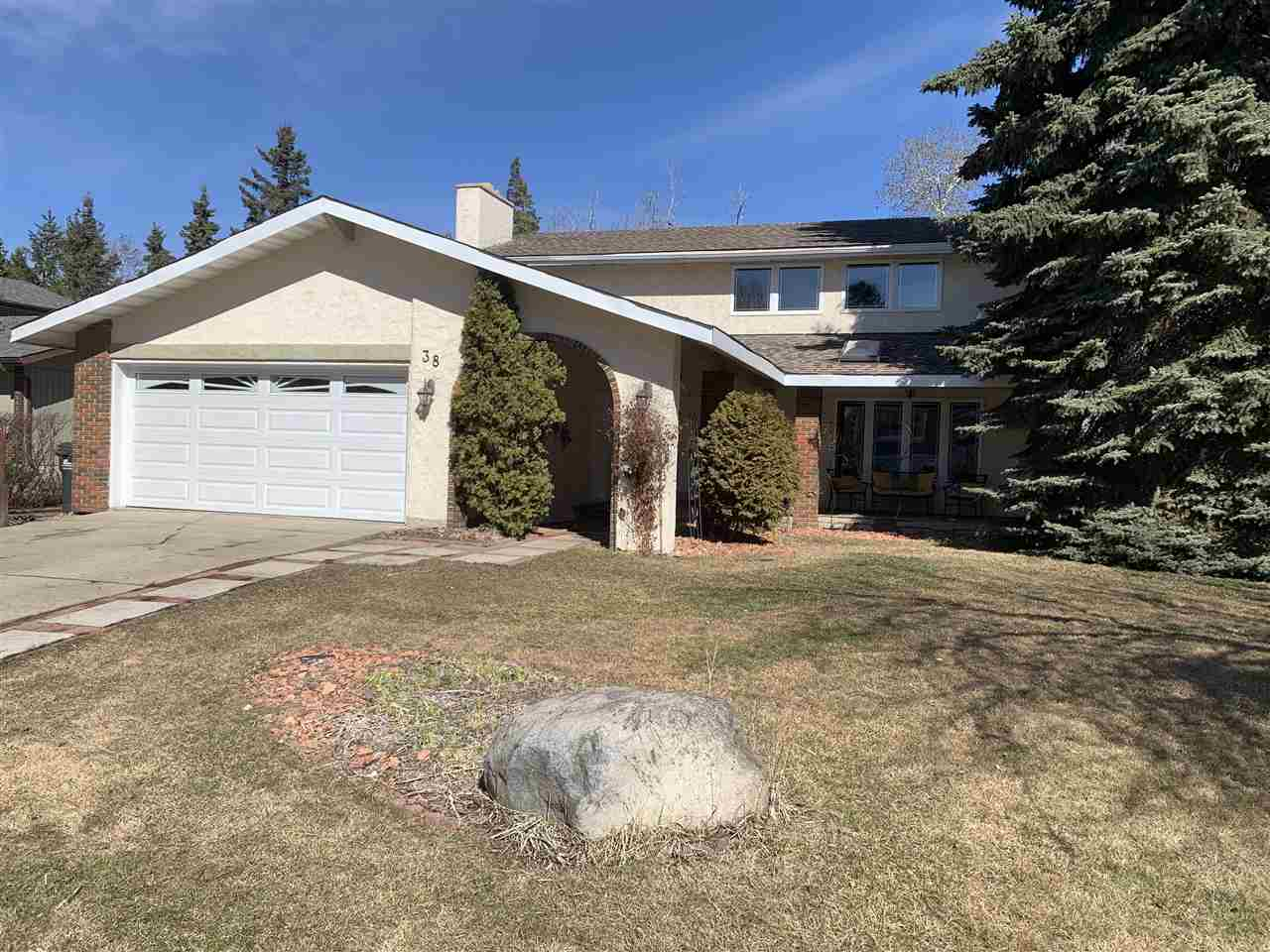 38 Beauvista Drive, Sherwood Park, MLS® # E4151065