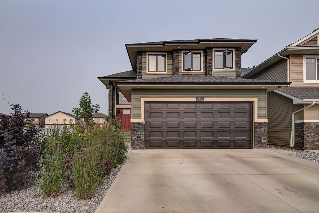 392 Meadowview Drive, Fort Saskatchewan, MLS® # E4153084