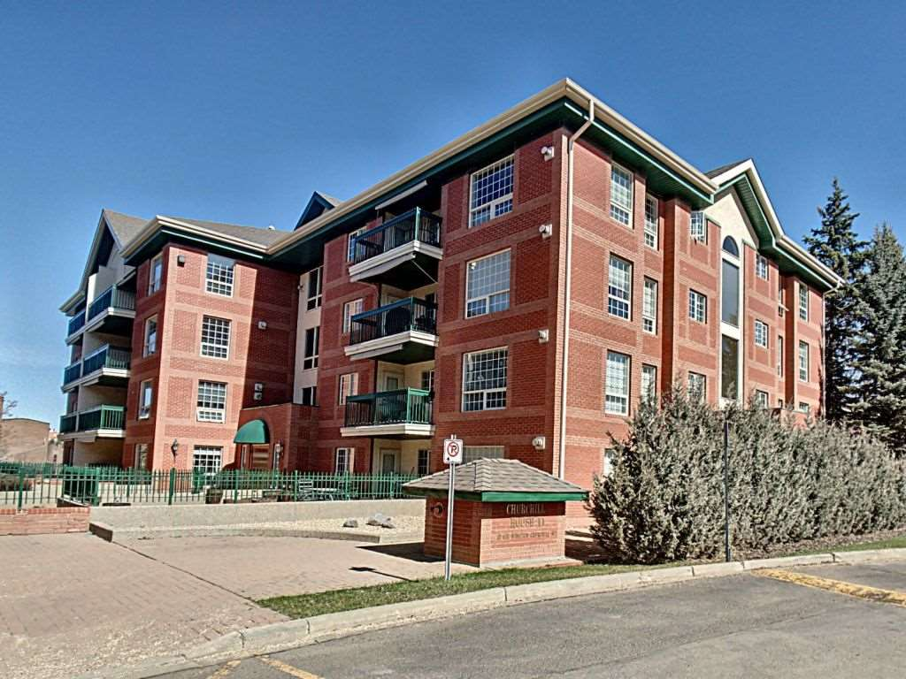 105 37 Sir Winston Churchill Avenue, St. Albert, MLS® # E4153209