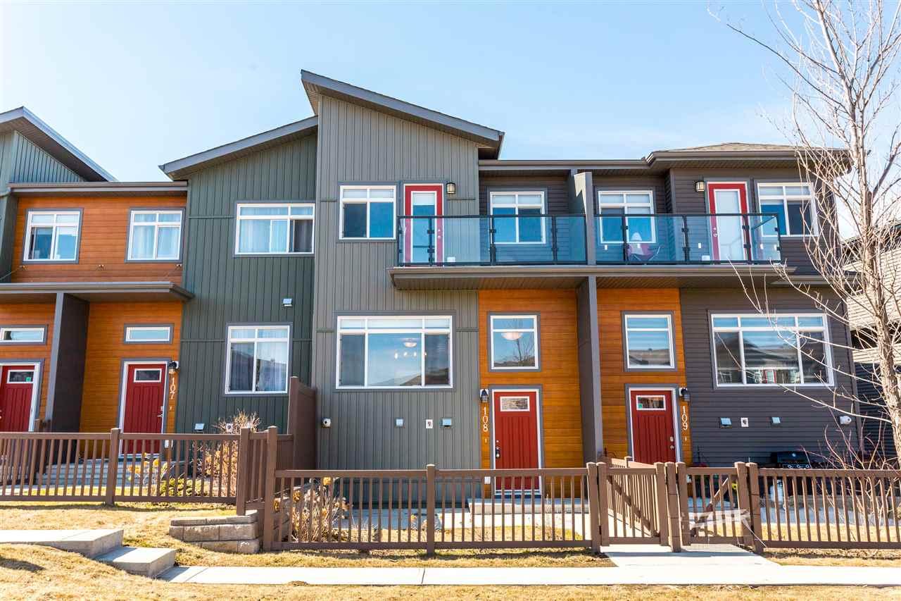 108 7503 Getty Gate, Edmonton, MLS® # E4153506
