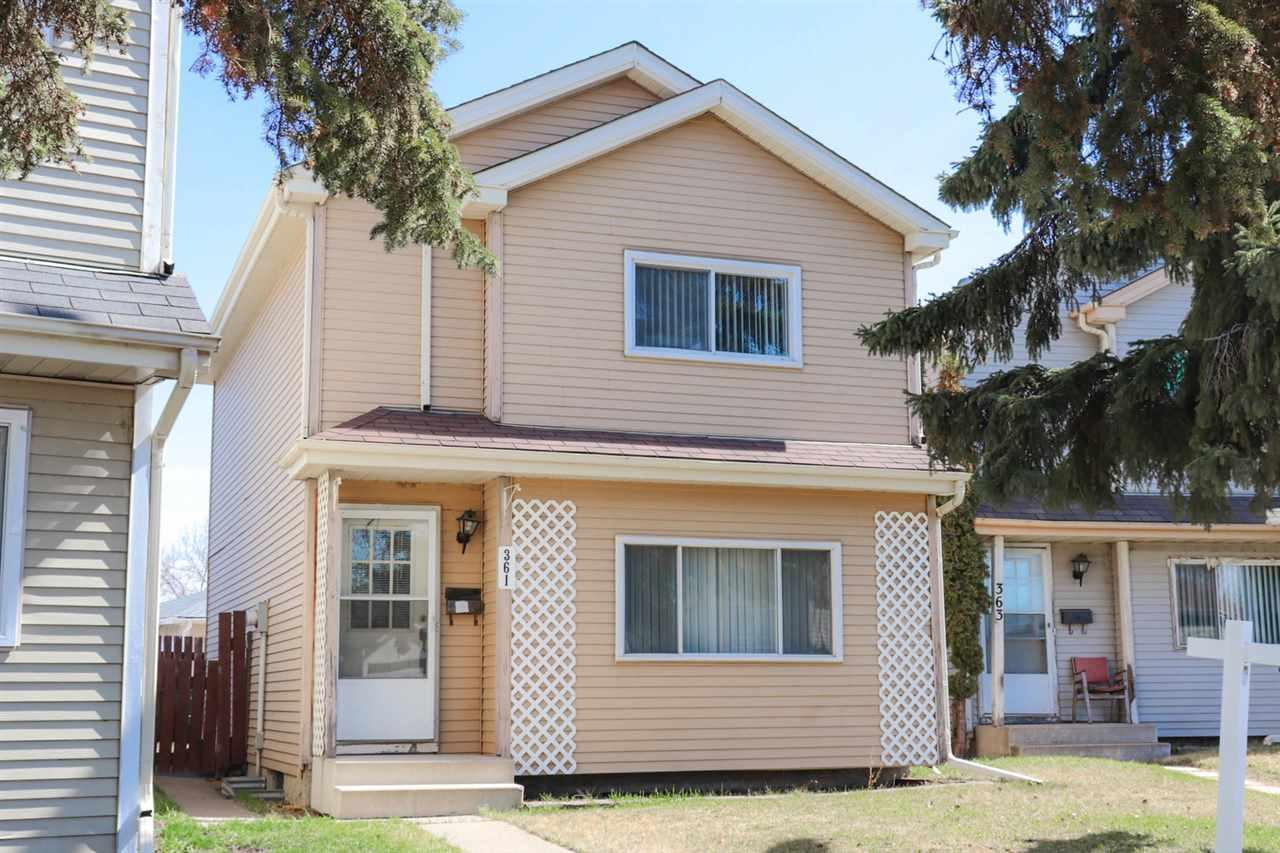 361 Kirkpatrick Crescent, Edmonton, MLS® # E4153878