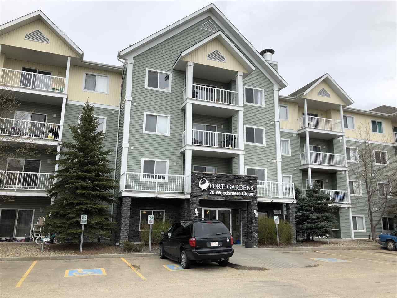 218 70 Woodsmere Close, Fort Saskatchewan, MLS® # E4157017