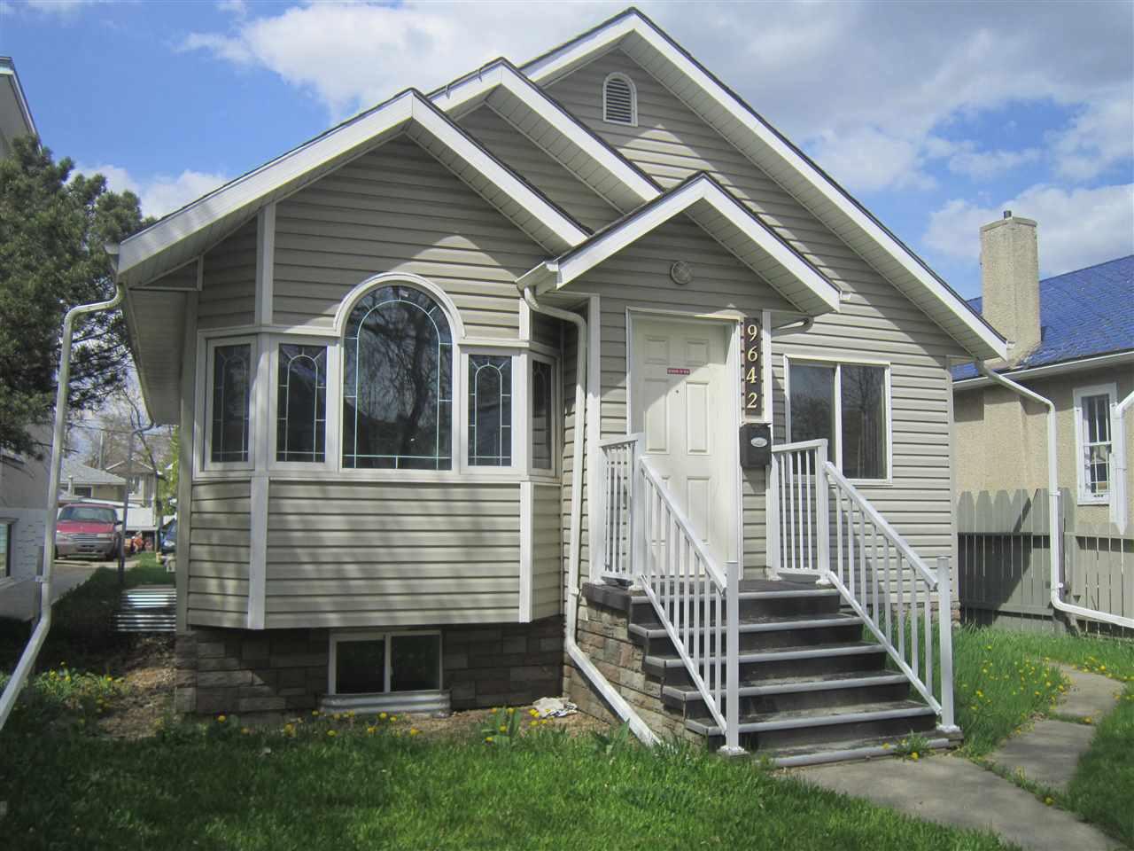 9642 109 Avenue, Edmonton, MLS® # E4157848
