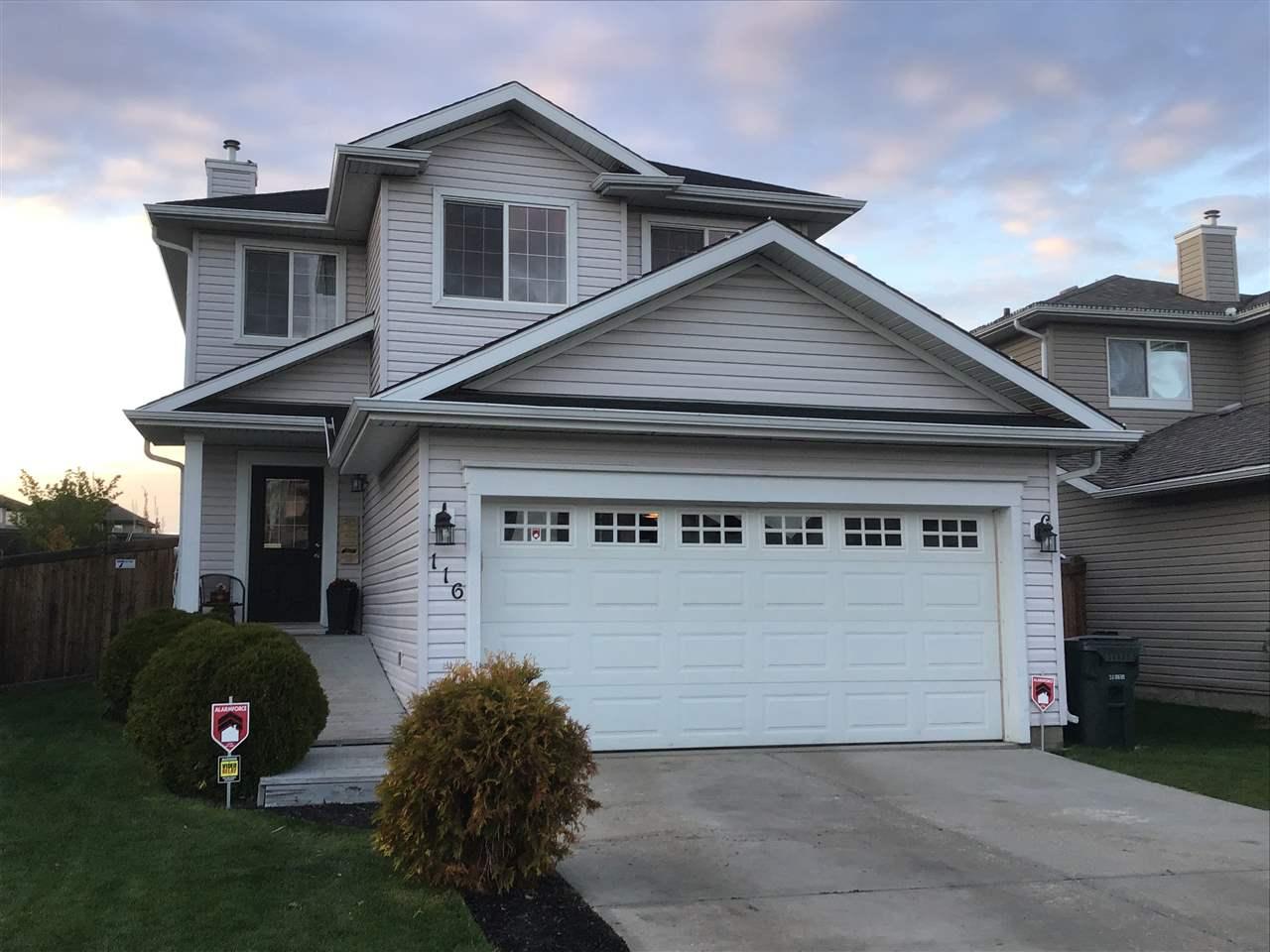 Real Estate Listing MLS E4157890