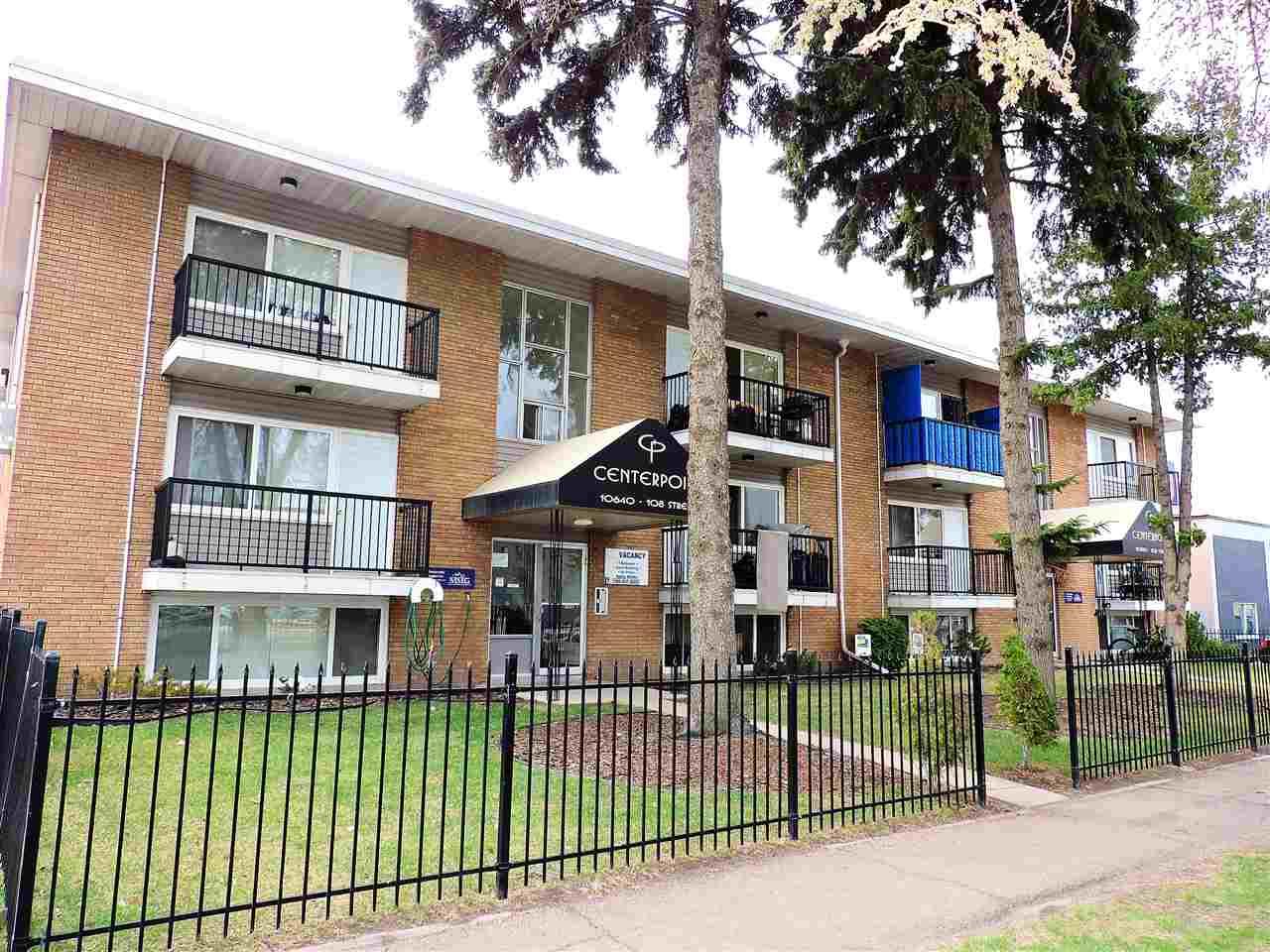 24 10640 108 Street, Edmonton, MLS® # E4158428