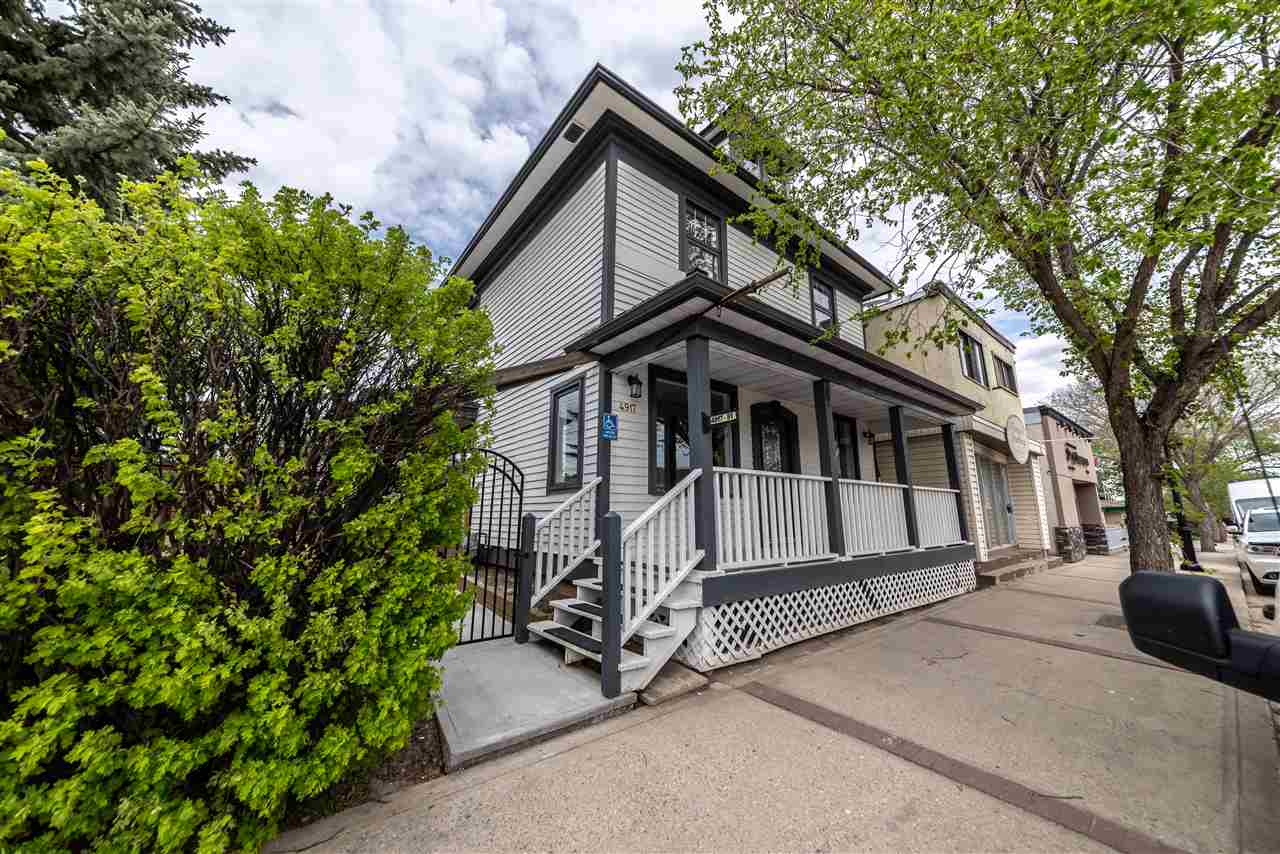 Retail Property for Sale, MLS® # E4158895