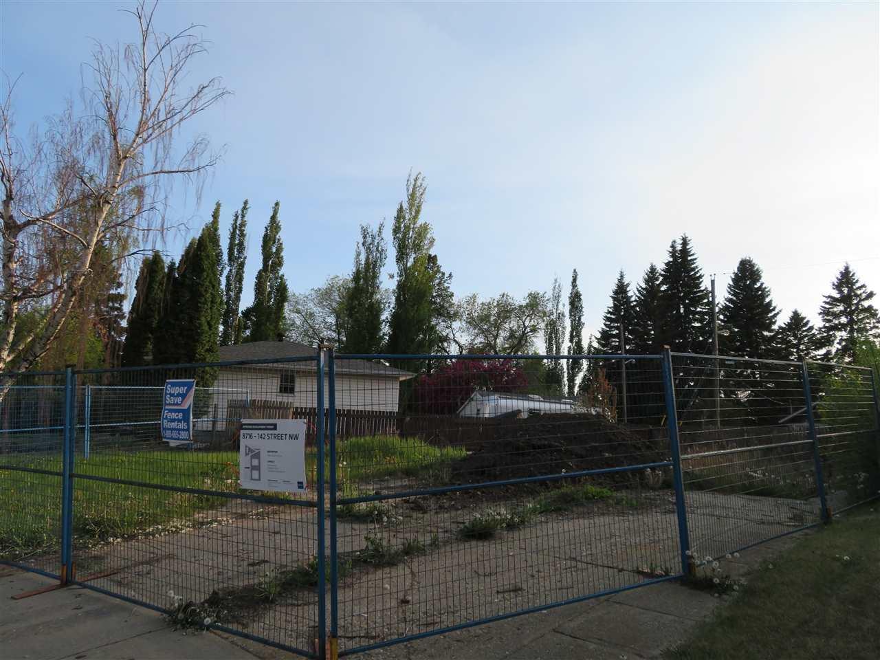 8716 142 Street, Edmonton, MLS® # E4160737