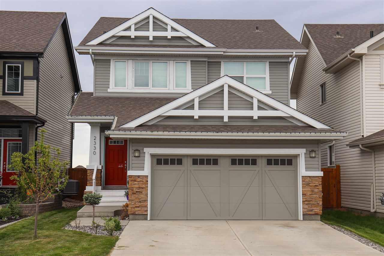 2330 Cassidy Way, Edmonton, MLS® # E4160804