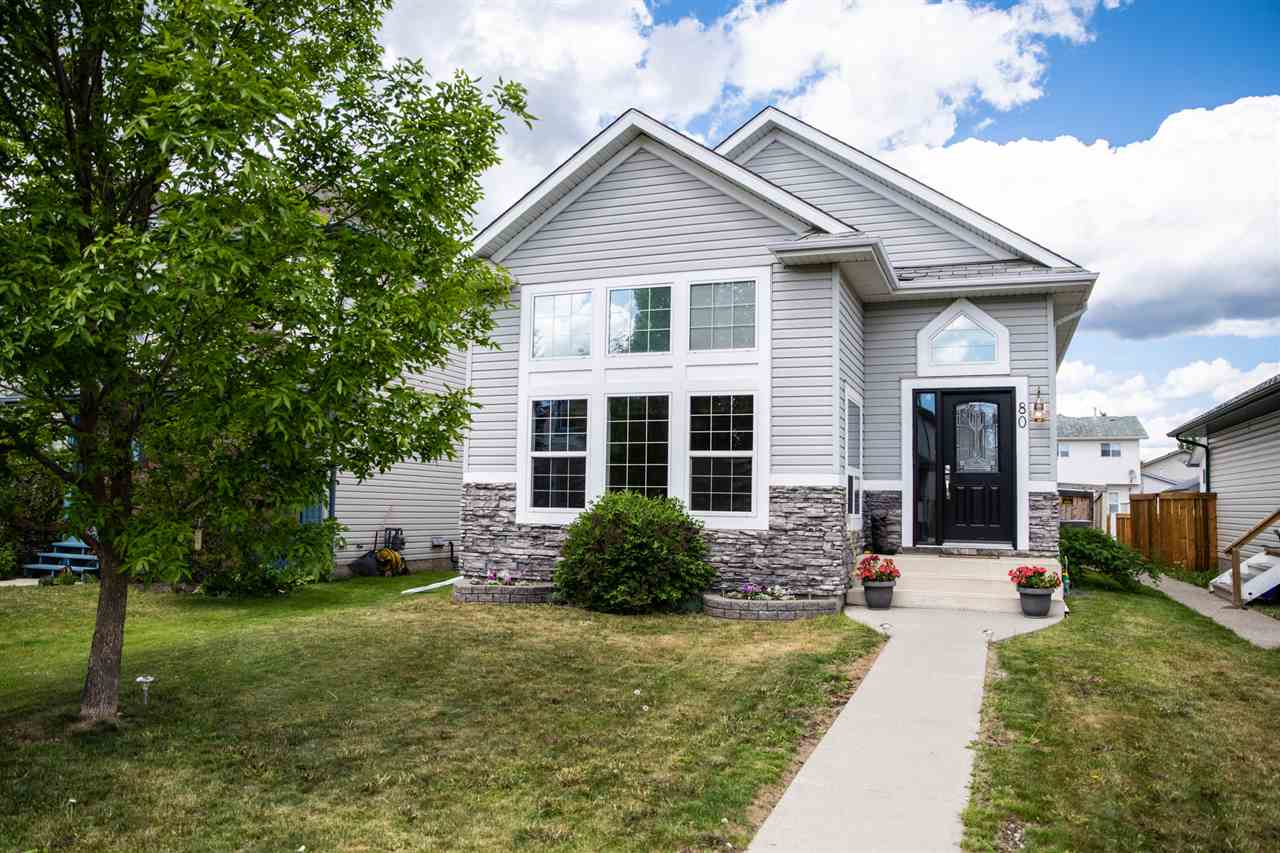 80 Heatherglen Close, Spruce Grove, MLS® # E4160901