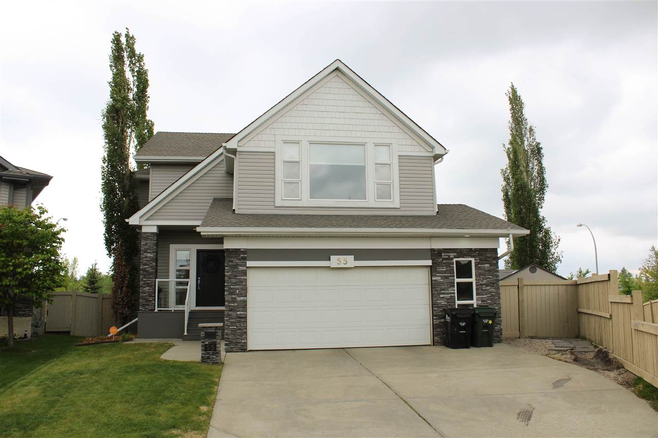 Real Estate Listing MLS E4160912