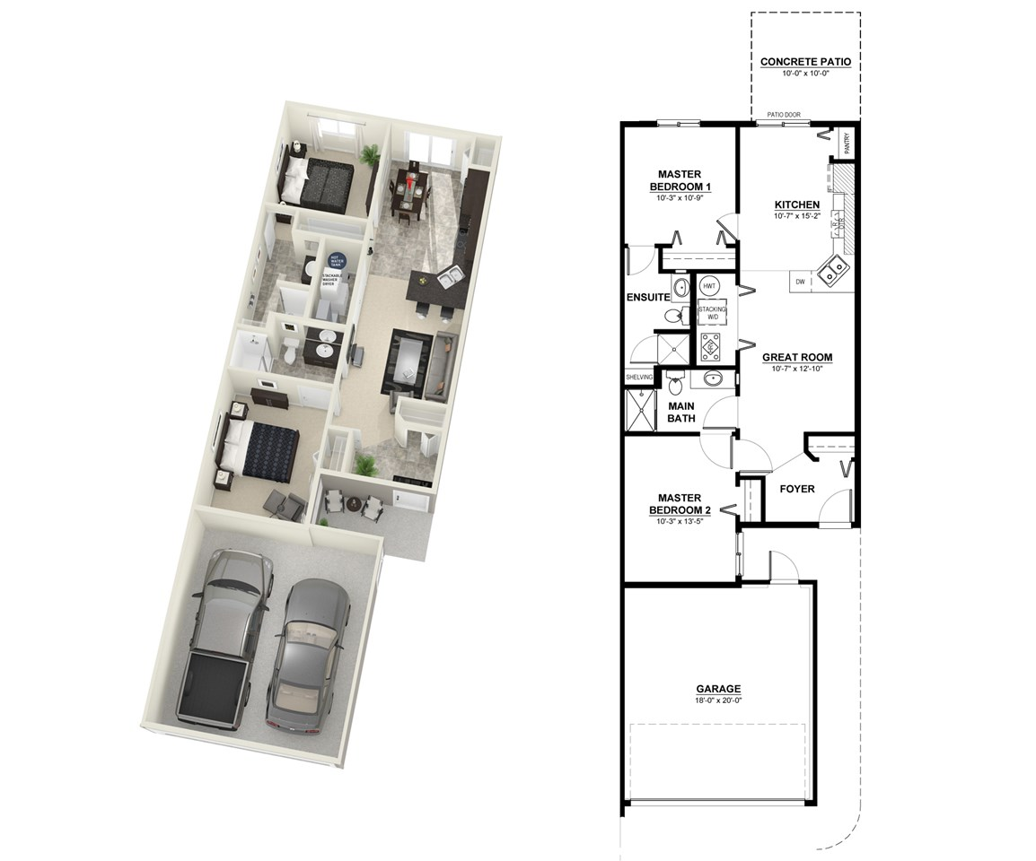 204 Brickyard Place, Stony Plain, MLS® # E4160942