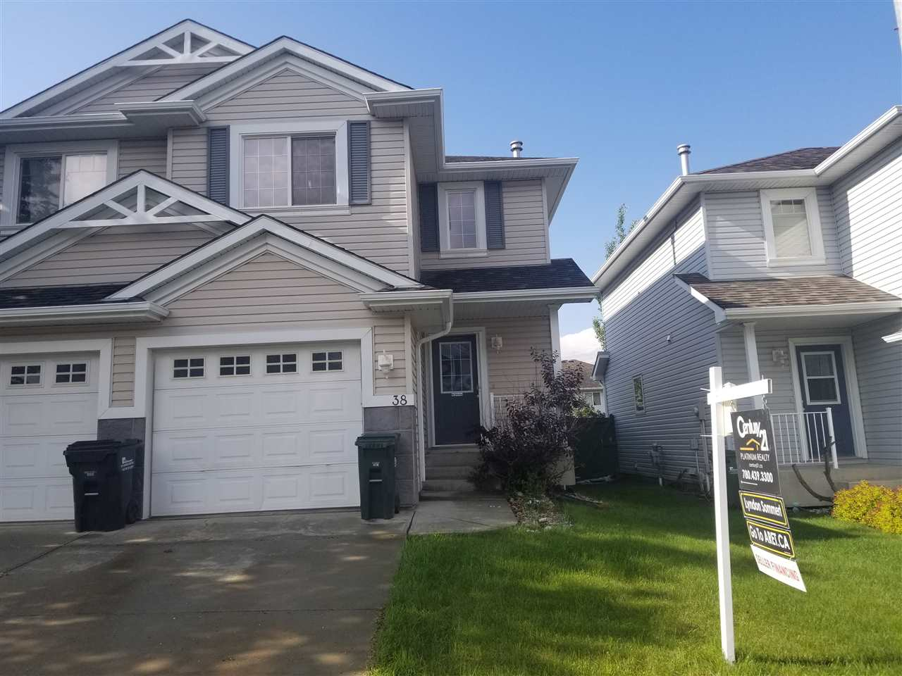 Real Estate Listing MLS E4161539