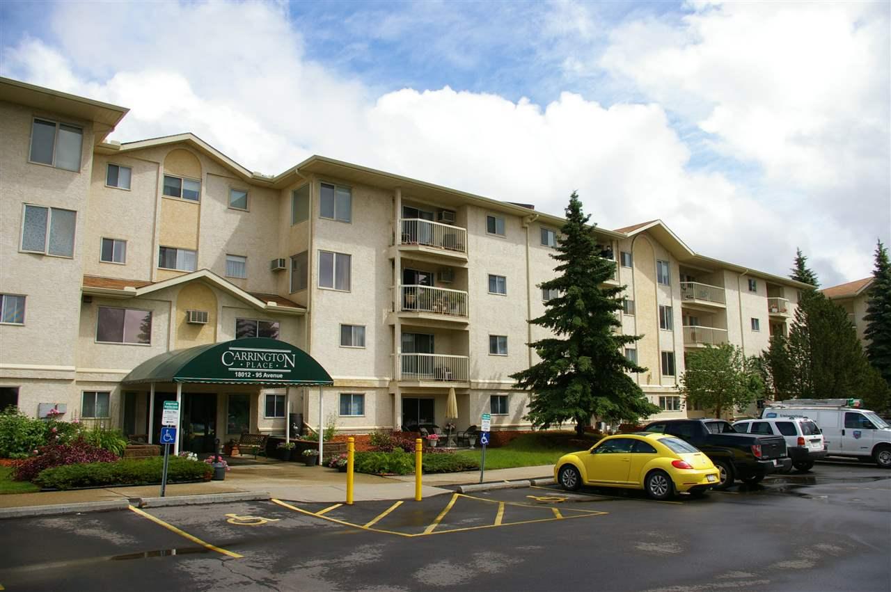 108 18012 95 Avenue, Edmonton, MLS® # E4162619