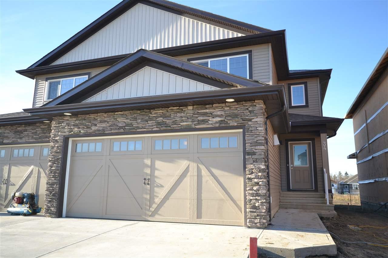 2 Storey Half Duplex for Sale, MLS® # E4163303