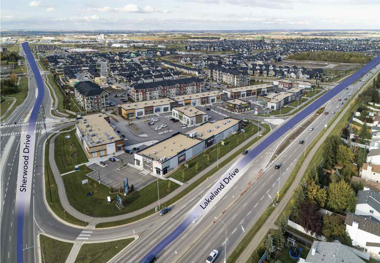 Retail Property for Sale, MLS® # E4163494