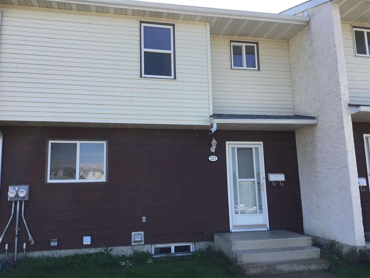 2 Storey Townhouse for Sale, MLS® # E4163757