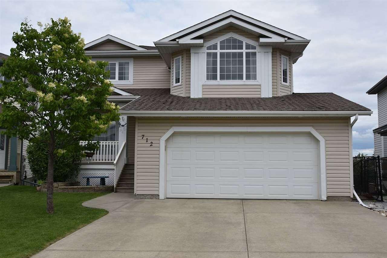 Real Estate Listing MLS E4164199