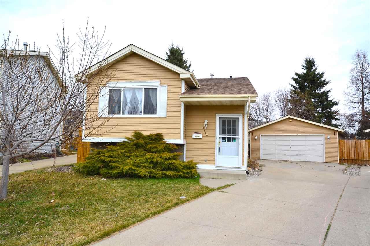Real Estate Listing MLS E4164254