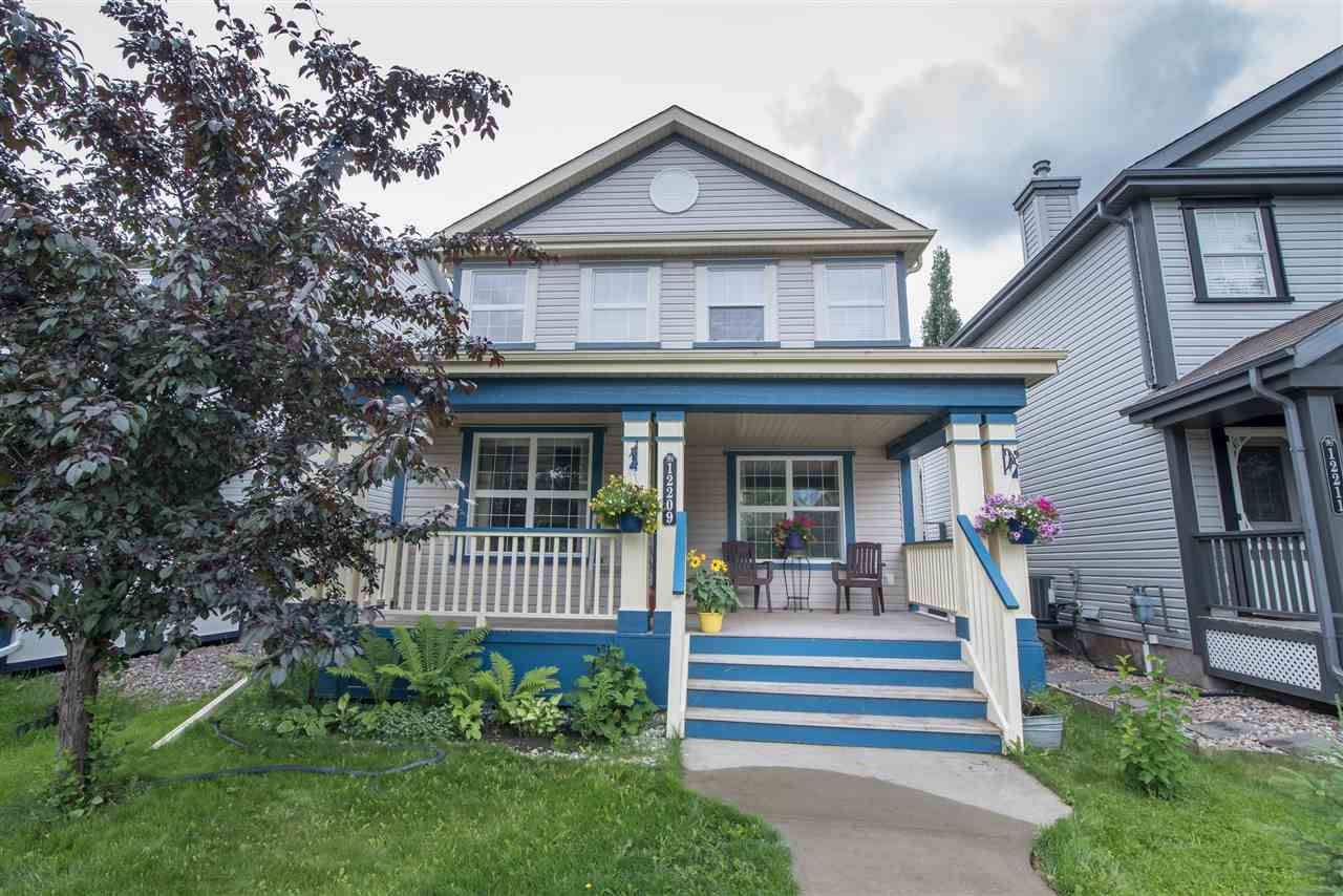 Real Estate Listing MLS E4164709