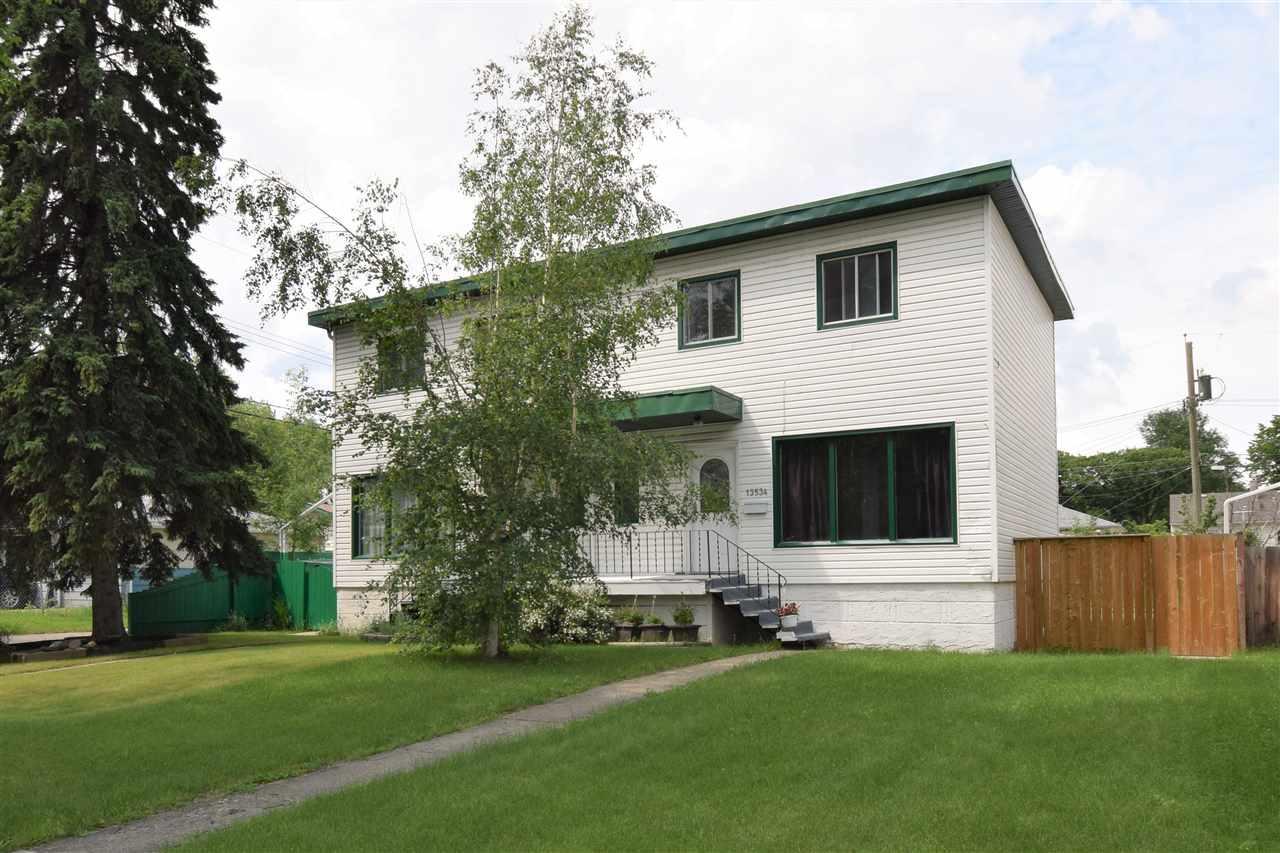 13534 Woodcroft Avenue, Edmonton, MLS® # E4164725