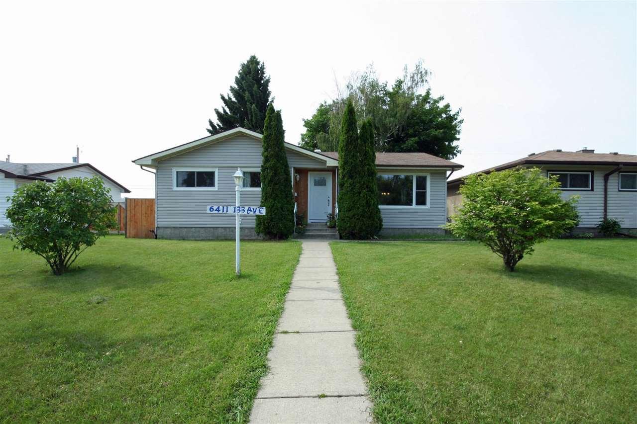 6411 133 Avenue, Edmonton, MLS® # E4164803