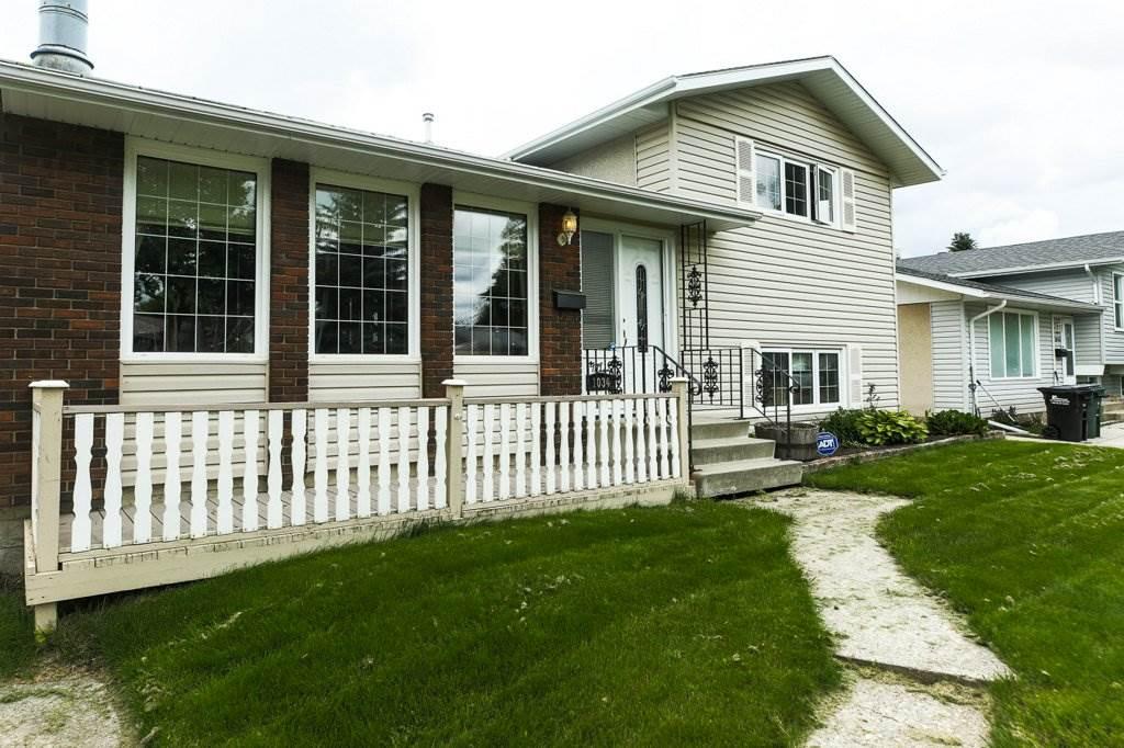 Real Estate Listing MLS E4164867